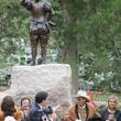 Austin Photo Set: News_Gabino Iglesias_Tejano Monument_march 2012_soldier