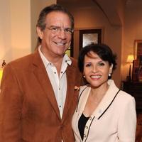 Casa de Esperanza kickoff party Michael and Lucia Cordua