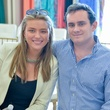 Lara Mirgorod, Michael LaMar, TOOTSIES Top Blogger