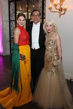 A-listers shine at Houston Grand Opera's 'heavenly' white-tie gala
