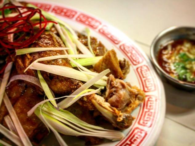 Me Con Bistro restaurant Austin Vietnamese duck