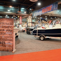 The Houston Summer Boat Show 2016