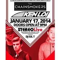 The Student Athlete Foundation presents The Chainsmokers with Ken Loi