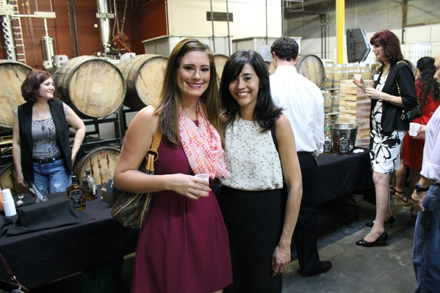 Houston, Houston Young Lawyers and South Asian Bar Associations YP Event, June 2015, Liz Babin, Brooke Jimenez