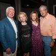 Houston, St. Luke's Foundation Summer Speaker Series Aspen, August 2015, Leonard and Janet Tallerine, Tracy and Glen Larner