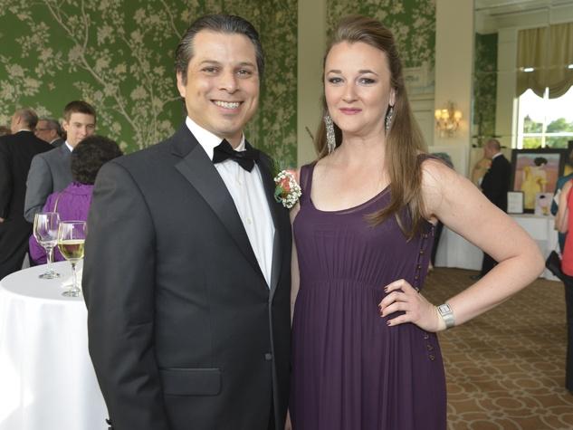 5 Leukemia & Lymphoma Society Houston Man & Woman of the Year June 2013 Freddy Goerges, Kimberly Rivers