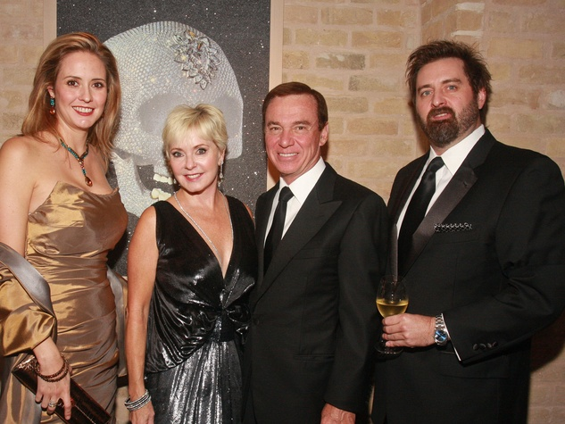 News_Dancing with Houston Stars_Betsy Eason_Karen Mayell_Mike Mayell_Tod Eason