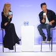 Rachel Zoe and Prabal Gurung at the Amex CMO Show