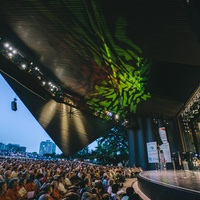 Houston Symphony at Miller Outdoor Theatre ExxonMobil Summer Symphony Nights May 2014