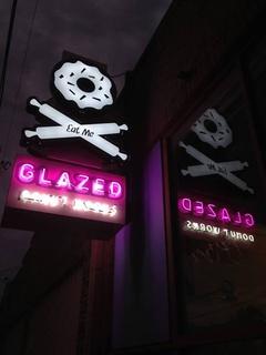 Glazed Donut Works, Deep Ellum
