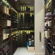 Wine room at 4143 Buena Vista E in Dallas