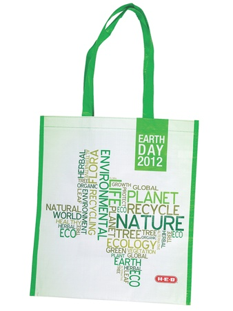 News_H-E-B_Earth Day Bag 2012