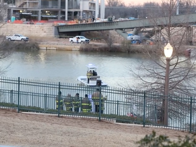 Baylor stadium construction worker dies, search ends with body found in Brazos River January 2014