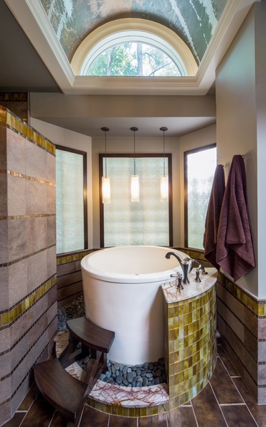 Houston Homes With Gorgeous Bathtubs That You Can Luxuriate In Forever Culturemap Houston