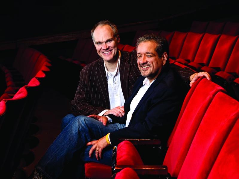 Eugene Sepulveda and Steven Tomlinson Austin
