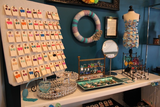 Roundtable Goods, Jewelry, July 2012