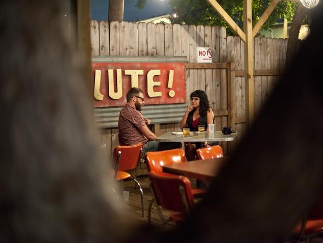 Tyler Pratt Laurie Gallardo Interview Butterfly Bar The Vortex Austin 015