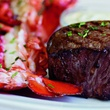Smith & Wollensky Houston steak lobster
