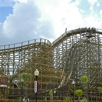 Kemah Boardwalk presents National Rollercoaster Day