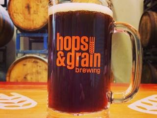 Hops and Grains Brewery Mug 2014