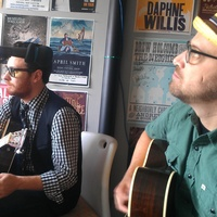 Cameron Dezen Hammon, what's great about America, July 2012 , Performing Live on Birmingham Mountain Radio