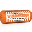 Whatabuger Premium Pork Sausage at H-E-B
