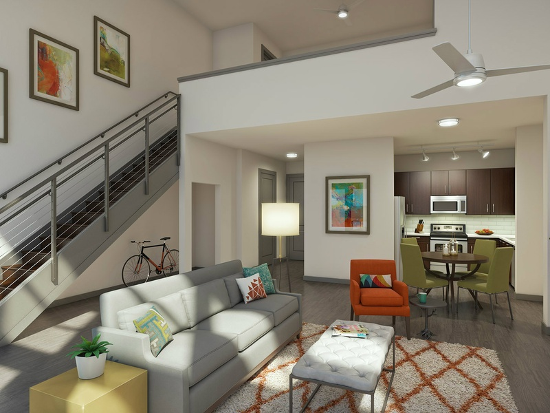 Slideshow Everything S Within Reach At This Just Opened Dallas Apartment Community Culturemap