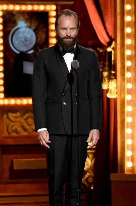 Tony Awards 2015 Sting