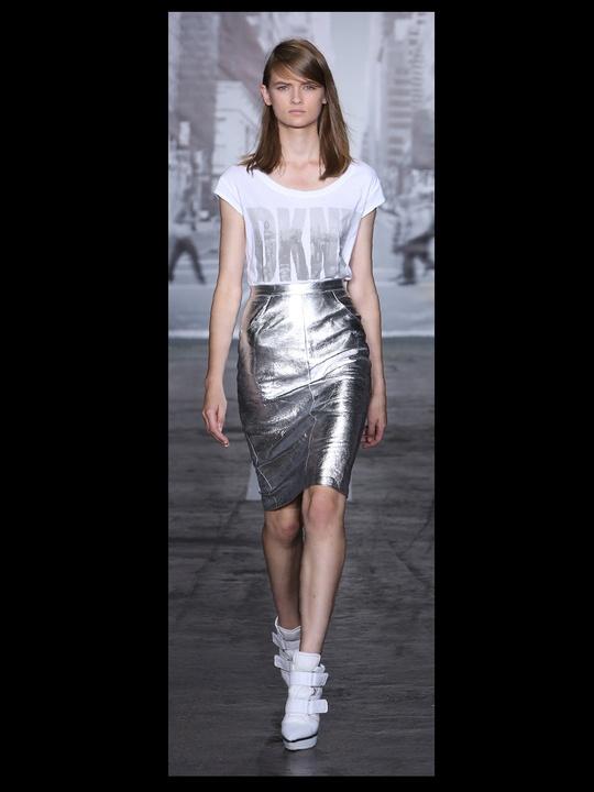 1, Clifford, Fashion Week spring 2013, DKNY, BLACK SPACE