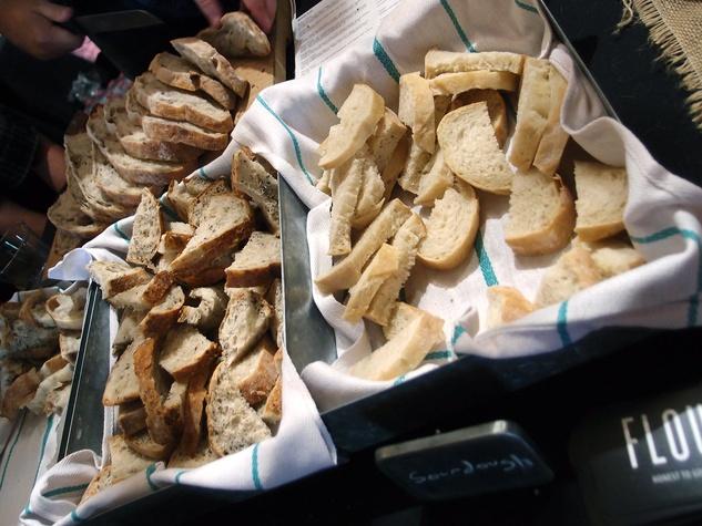 Flour Bakery at Slow Food Austin Grub Trivia