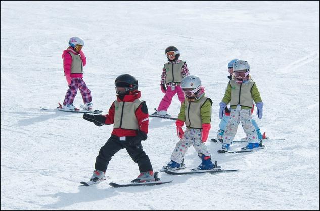 Snowboard school