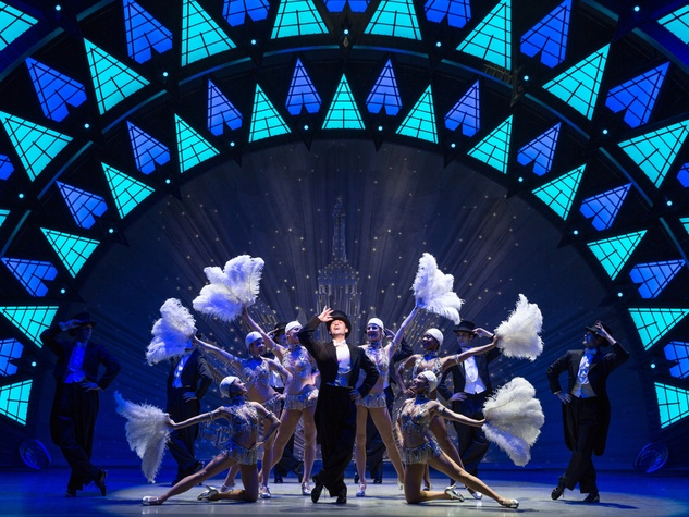 An American in Paris broadway TUTS