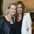 15 Kate McNair, left, and Sima Ladjevardian at CAM's Another Great Night November 2013