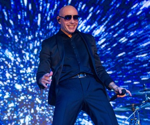 Society - Pitbull - Children's Charity Gala