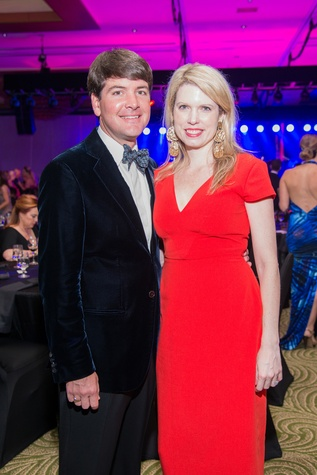Symphony Ball, May 2015, Bill and Courtney Toomey