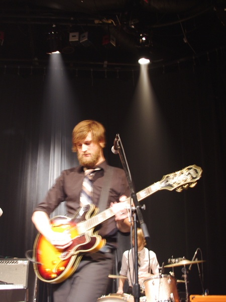 Austin Photo Set: News_dan_good music club_jan 2012_quiet company