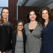 Petra Selever, Valerie Laborde, Tracey Kearny, Traci Twardowski at Dress for Success Models of Success