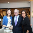 12 Mary Frappier, from left, with Quin and Jane Hebert at the BCN dinner for Texas Children's Hospital September 2014