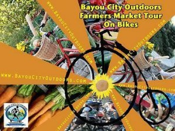 Bayou City Outdoors Farmers Market Ride