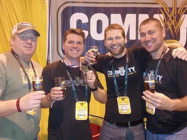 Community Beer Co. at Great American Beer Festival