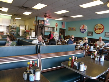Places-Food-Avalon Drug Co. & Diner interior