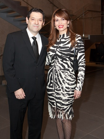 News_Asia Society preview party_January 2012_Carlos Barbieri_Karina Barbieri