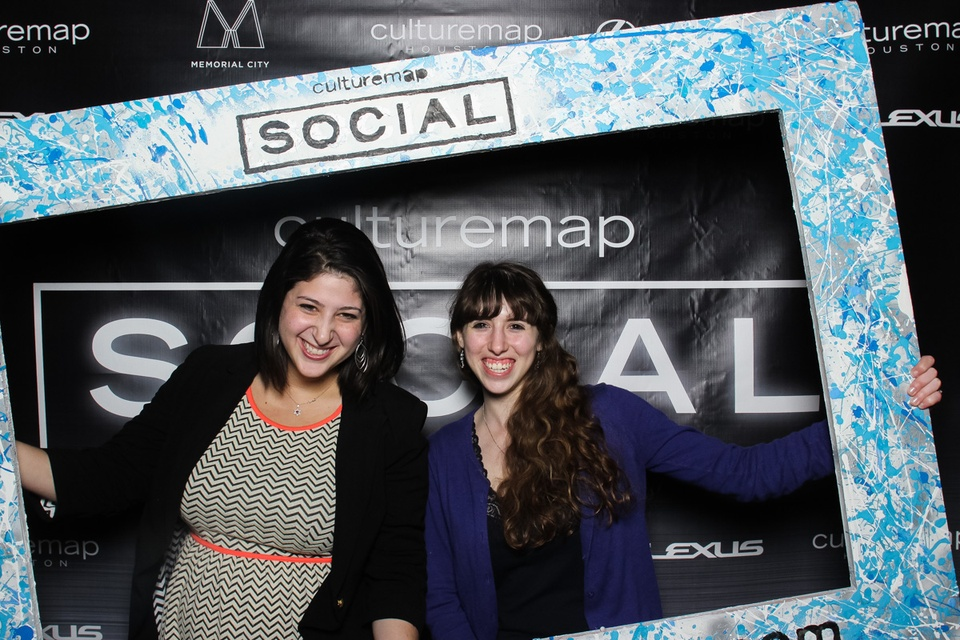 14 Smilebooth at CultureMap Social at Gateway November