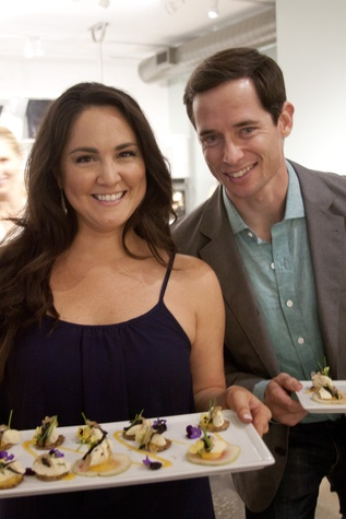Houston, Define Foods Supper Club, May 2015, Meredith Wierick, Henry Richardson