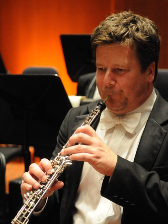 Jonathan Fisher, Houston Symphony, September 2012, oboe
