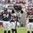 Texans Connor Barwin jumping