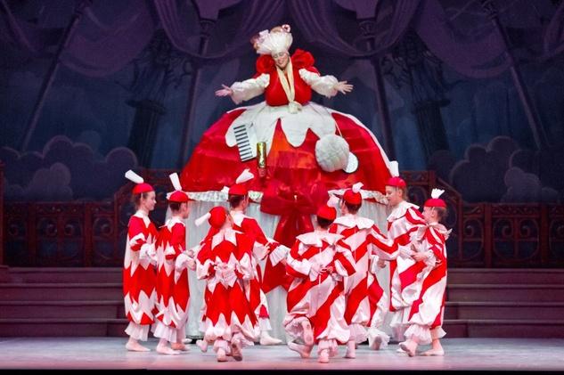 austin photo: ballet austin mother ginger