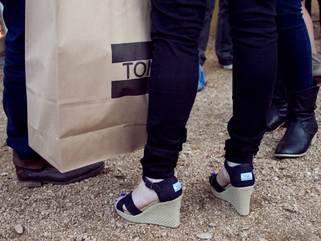 SXSW TOMS Store Opening in Austin 5156