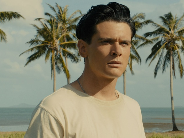 Jack O'Connell in Unbroken
