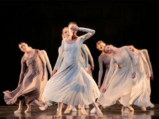 Houston Ballet 2014-15 season announcement January 2014 Svadebka (AmyFote&ArtistsofHB)